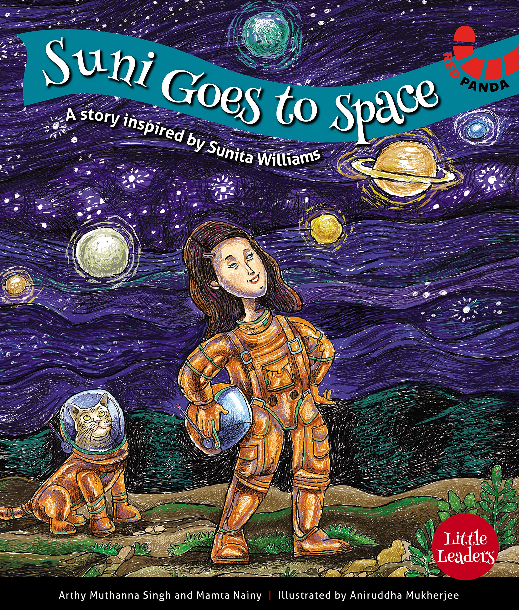 Little Leaders Series: Suni Goes To Space