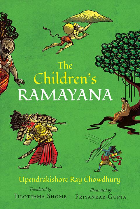 The Children's Ramayana