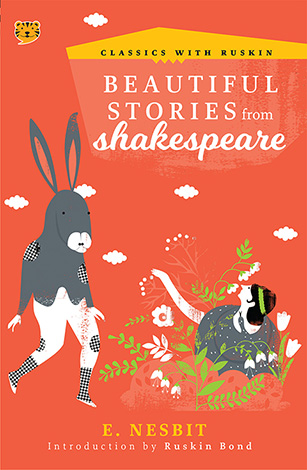 Talking Cub -Beautiful Stories from Shakespeare by Edith Nesbit